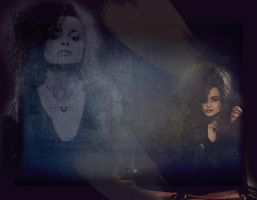 Bellatrix Lestrange Wallpaper by MarySeverus