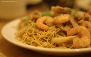 Fried Noodles. Obvious Where I Come From... by Kiriphorito