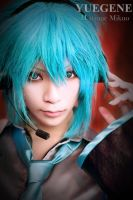 Vocaloid Cosplay 02 by yuegene