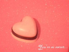 Valentine 2013: You're So Sweet by SoulCanvas