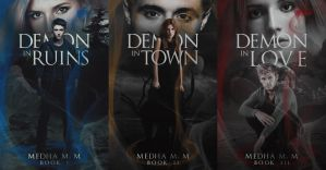 The Dark Chronicles Series by LotteHolder