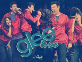 Glee Live Wallpaper by xmari3ex