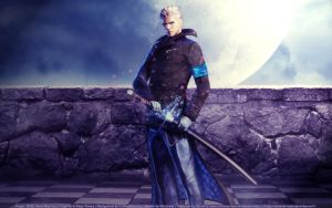 DMC Vergil by SilverCat-sama