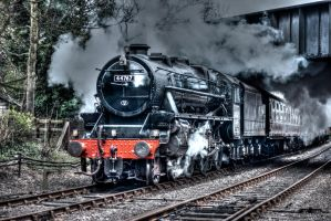 Black 5 (44767) by PaulCastleton