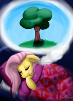 ATG3 Day18 - Sweet dreams by BenjiK