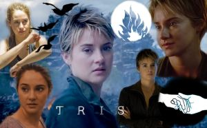 Tris Photoshop manipulation by FantasyAngel09