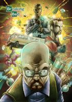 BREAKING BAD by Vinz-el-Tabanas