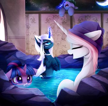 Spa by MagnaLuna