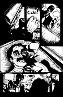Dylan Dog, Groucho and Bloch by Av3r
