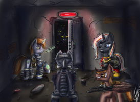 Fallout:Equestria.Chapter15:Whispers in the Darkne by 1Vladislav
