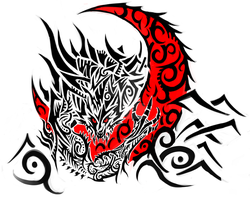 Tattoo design by UltimaFatalis
