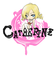 Catherine by SilverHyena