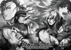 STREET FIGHTER by ZELITTO