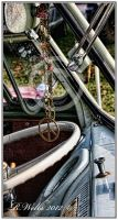 Vintage VW And Peace Symbal by Ray4359