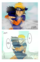 5 years later... by URESHI-SAN