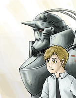 Alphonse and Alphonse by Arabesque91