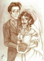 The Wedding Portrait by hriviel