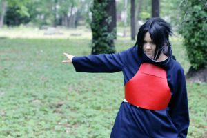 Cosplay Izuna Uchiha 270 by NakagoinKuto