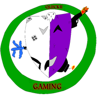 QuicKii Gaming Logo by ArtWorkDesigns
