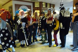 soul eater group 1 ndk 2011 by kyuuzo2