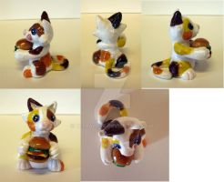 I Noms Cheezburger multiview by TerraLove
