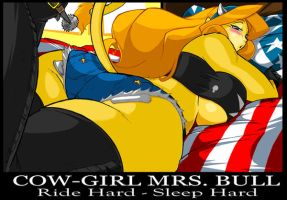 American Nap with Mrs. Bull by ShoNuff44