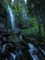 Strawberry Falls 4584 by photoguy17