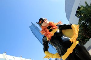 I Can See Gotham's Future by SugarBunnyCosplay