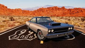 1970 Plymouth Road Runner by melkorius