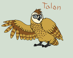 talon by King-Coryn101