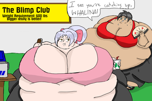 Comm - Blimp Club Access by SakakitheNinjaGirl