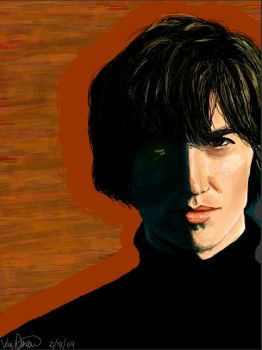 George Harrison Tegaki by vandonovan