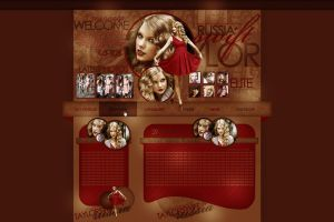 Taylor Swift Header by by-tessa