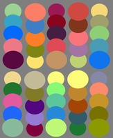 Saturated Palettes Commission by ee-palettes