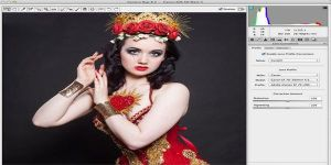 Retouch photos using Camera Raw filter in Photosho by freebiespsd