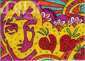 Paul McCartney and the Strawberry Fields by J-Dubi