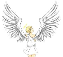 APH: Winged Angel by xelliMetallium