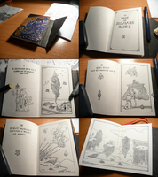 The Book of Floating Things by Arianod