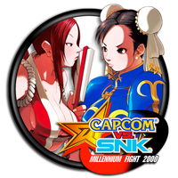 Capcom vs SNK F by dj-fahr