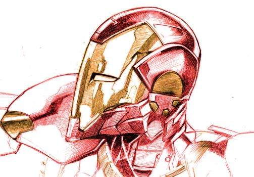 Ironman by singsamran