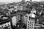 view of galata tower by aliteker