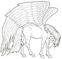 Pegasus by ReQuay
