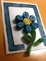 Paper Quilling: Random Flower by nynja101