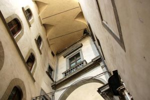 Somewhere in Florence by Shreever