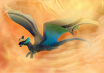 Soaring by MintyMaguire