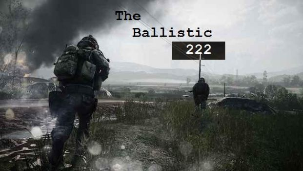 The Ballistic 222 by LASER-JAY123