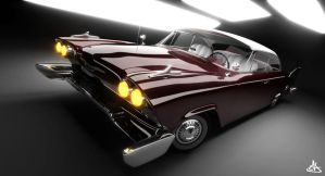 Plymouth Fury by mherrador