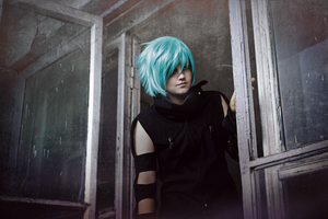 Hatsune Mikuo. by Shizuo-monster