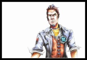 Handsome Jack by ChanChili