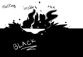 Falling Inside the Black by Void-Adoptables